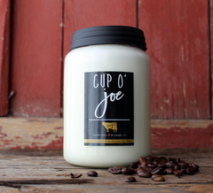 Cup O' Joe Farmhouse Jar