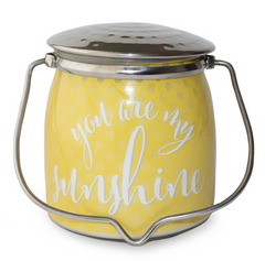 Limited Edition - You Are My Sunshine Wrapped Jar