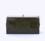 HOBO Lauren Embossed Clutch Wallet