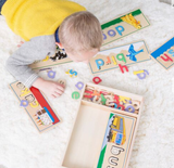 Melissa & Doug - See & Spell Learning Toy