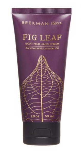 Hand Cream - Fig Leaf