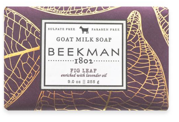 Goat Milk Soap - Fig Leaf