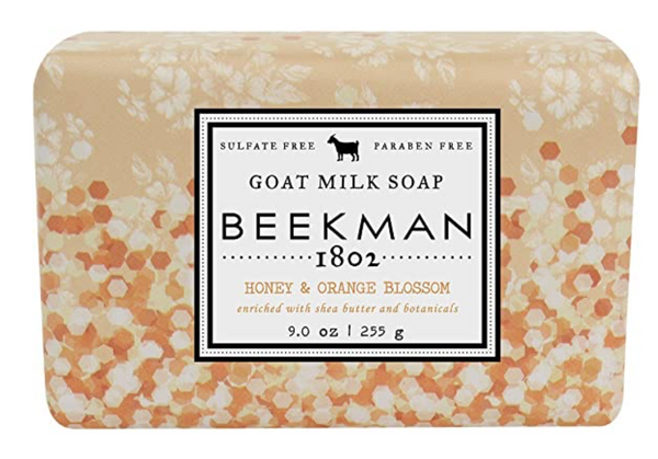 Goat Milk Soap - Honey & Orange Blossom
