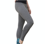 Active Lifestyle Leggings - Grey