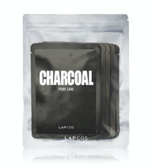 Charcoal Sheet Mask - 5 Pack