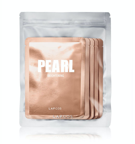 Pearl Sheet Mask - 5 Pack