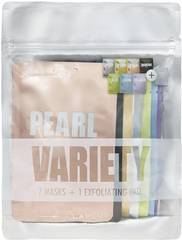 Face Mask - Variety 7 + Exfoliating Pad