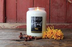 Harvest Festival Farmhouse Jar