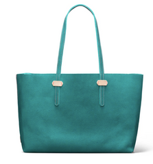 Consuela Breezy East/West Tote Guadalupe Turquoise
