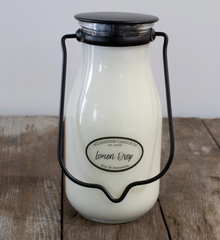 Lemon Drop Milkbottle Pint Jar