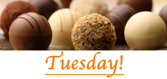 Wine and Chocolate Pairing - Tuesday, March 16th 2021 - 6-9pm