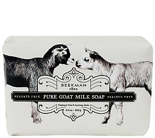 Pure Goat Milk Soap - Fragrance Free