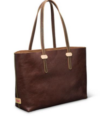 Consuela Breezy East/West Tote Magdalena Brown