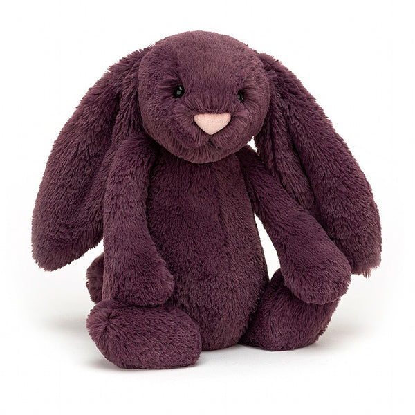 Medium Bashful Plum Bunny