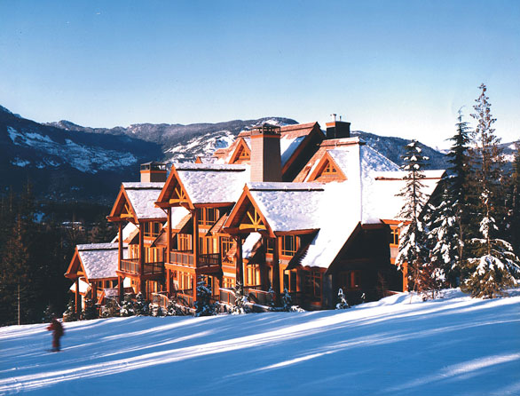 Whistler townhomes