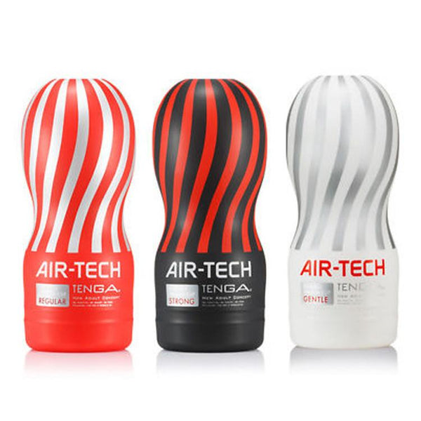 Air Tech | Threesome | TENGA AIR TECH - www.tenga.co.uk