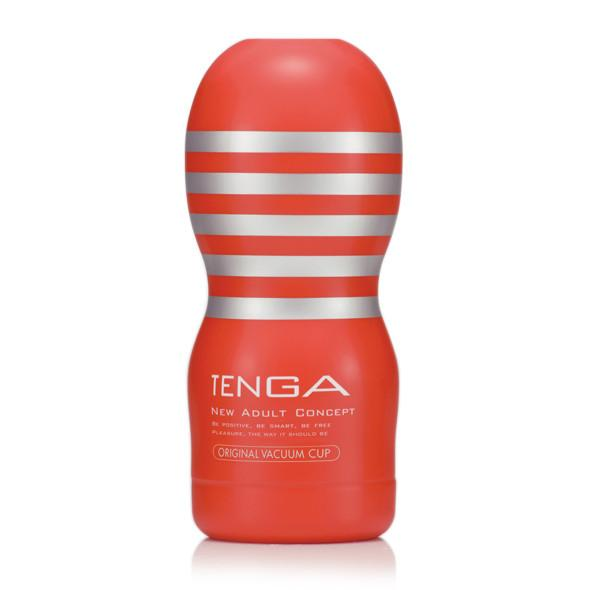 TENGA Original Vacuum Onacup | Male Sex Toy | www.tenga.co.uk