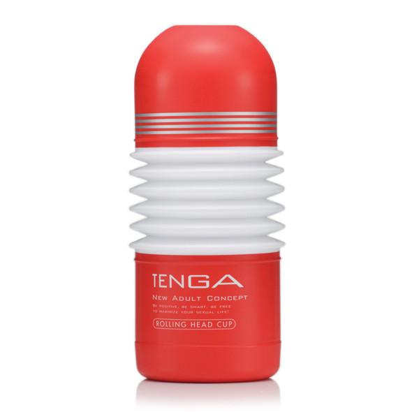 TENGA Rolling Head Onacup | Male Sex Toy | www.tenga.co.uk