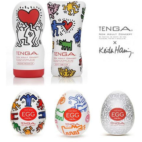 The Keith Haring Collection - The Keith Haring Collection - UK TENGA STORE