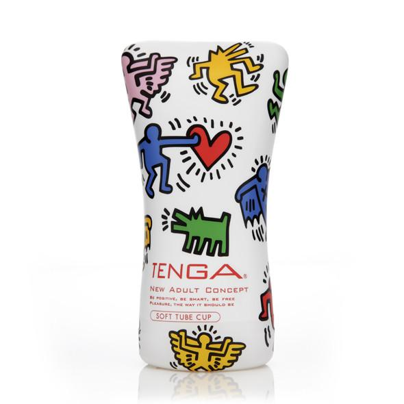 Soft Tube Keith Haring Edition
