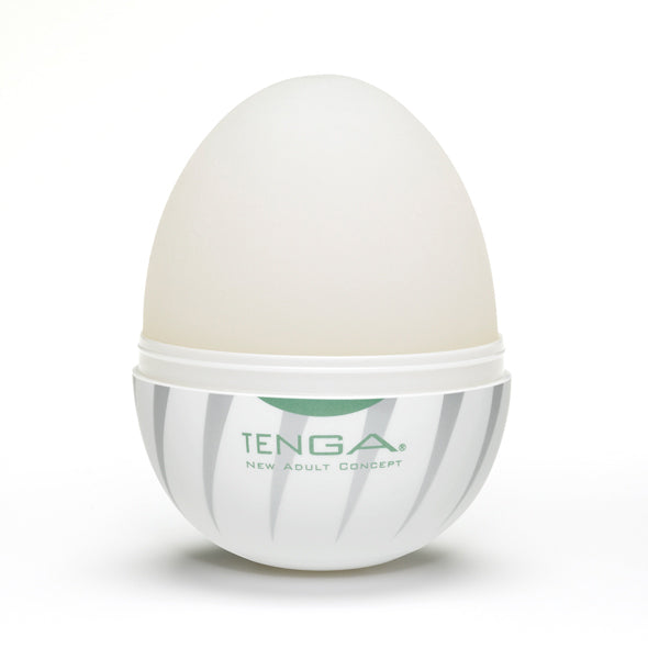 TENGA EGG - Thunder | Male Sex Toy | www.tenga.co.uk