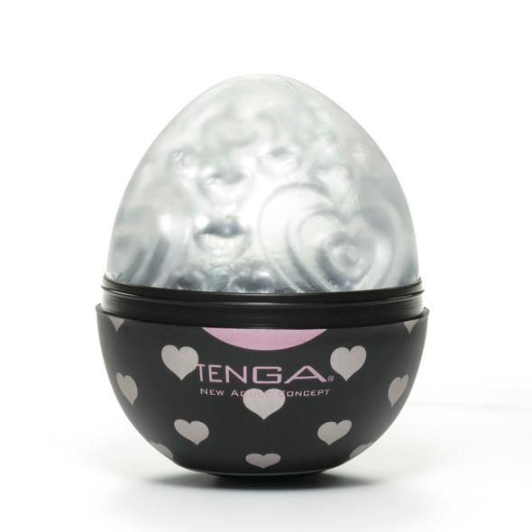 TENGA EGG - Lovers Heart | Male Sex Toy | www.tenga.co.uk