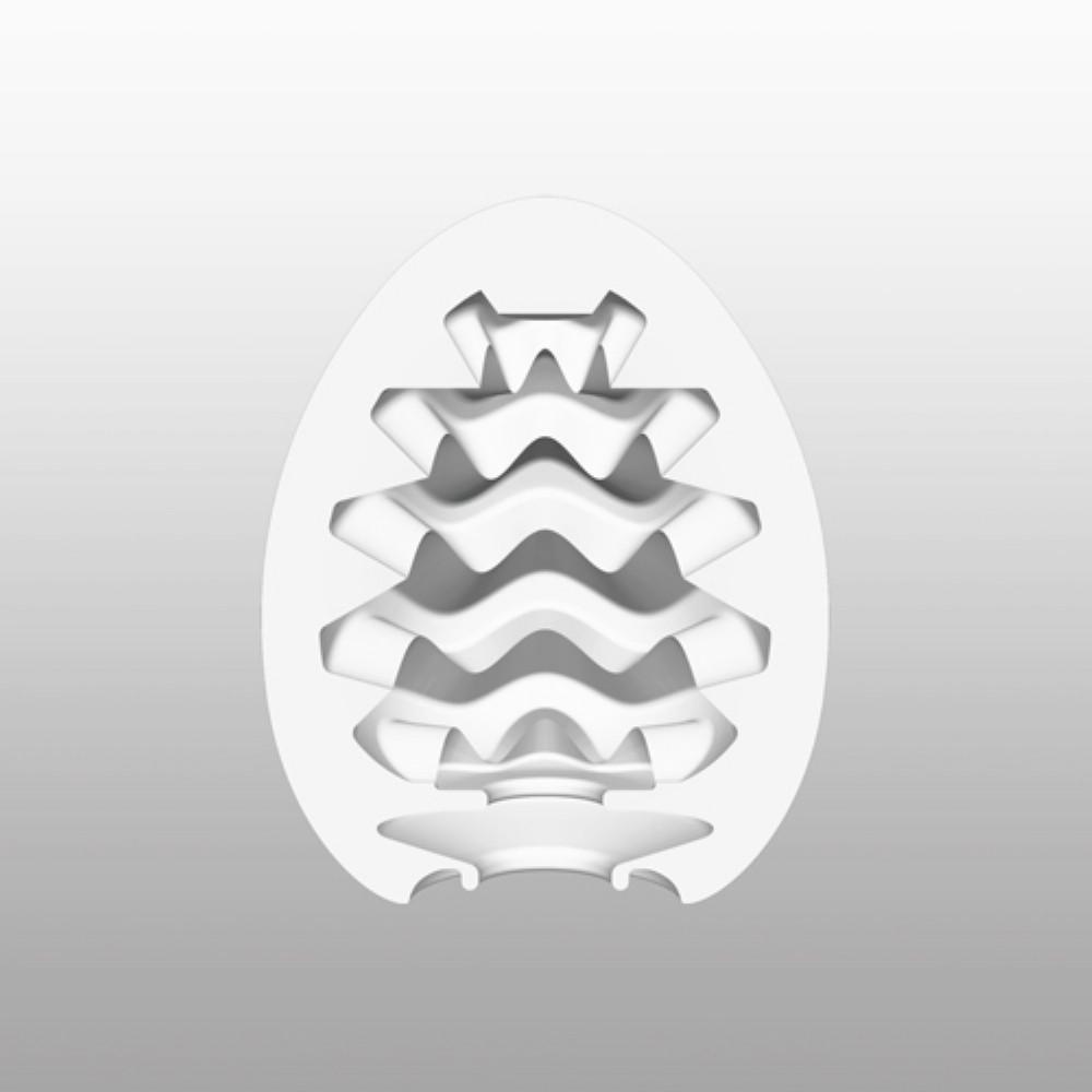 TENGA EGG - Wavy | Male Sex Toy | www.tenga.co.uk