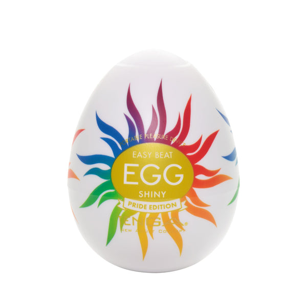 EGG | Shiny - Pride Edition | TENGA EGG - www.tenga.co.uk