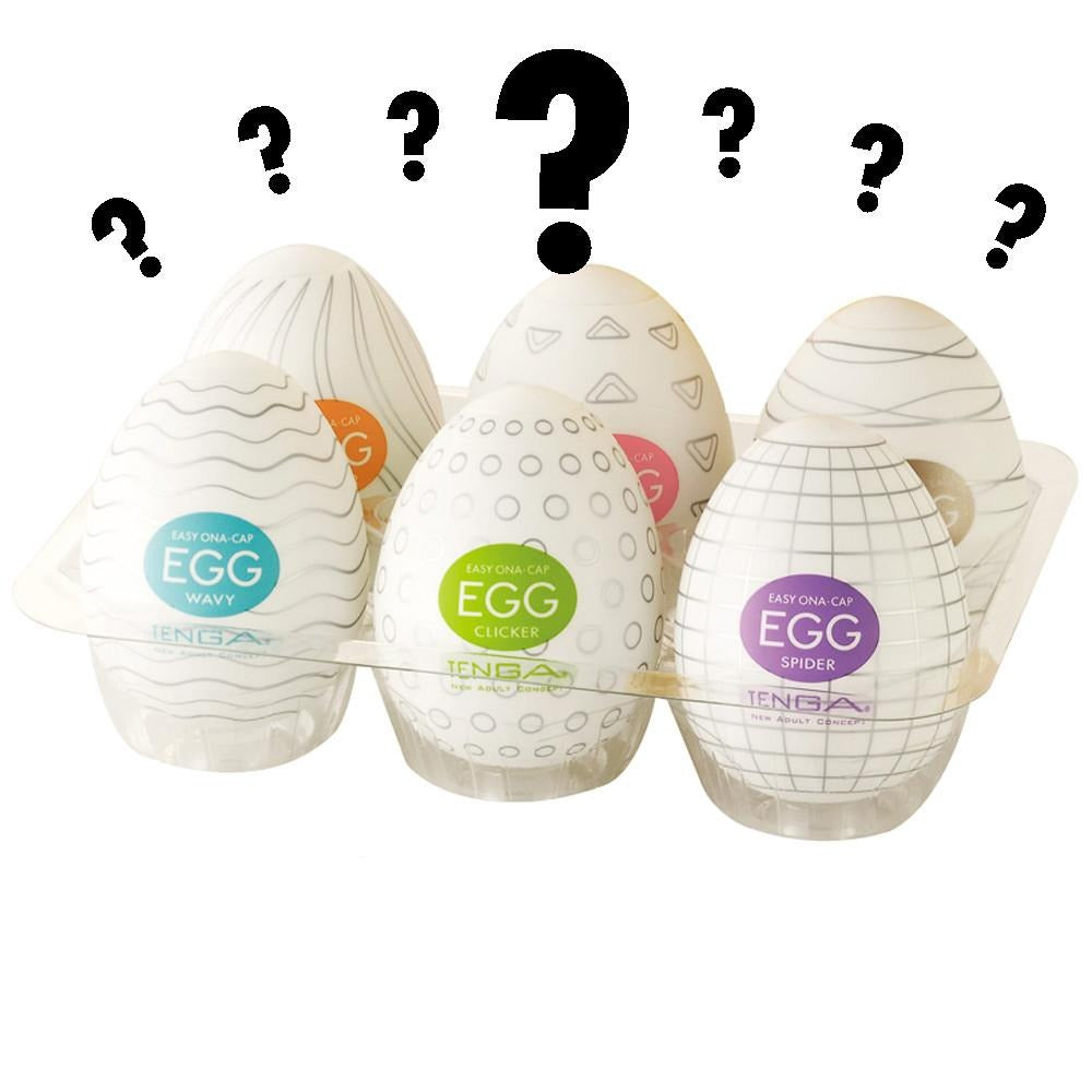 TENGA EGG - Random Selection Box | Male Sex Toy | www.tenga.co.uk