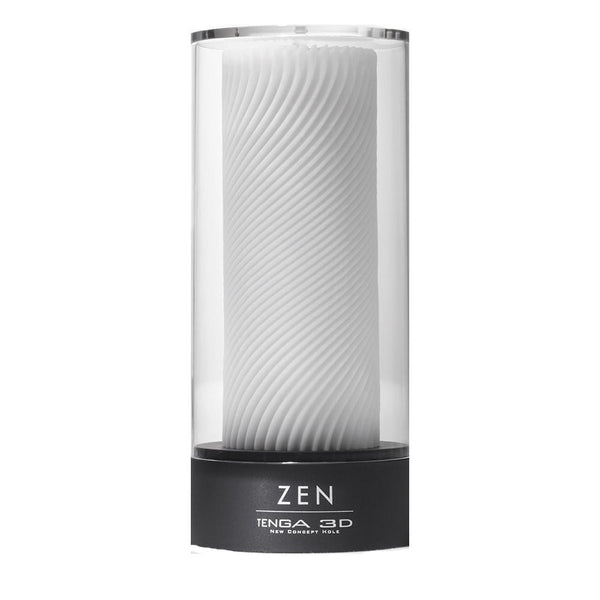 TENGA 3D - Zen | Male Sex Toy | www.tenga.co.uk