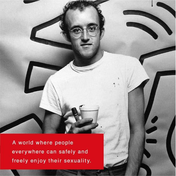TENGA EGG - Keith Haring Edition Party | Male Sex Toy | www.tenga.co.uk