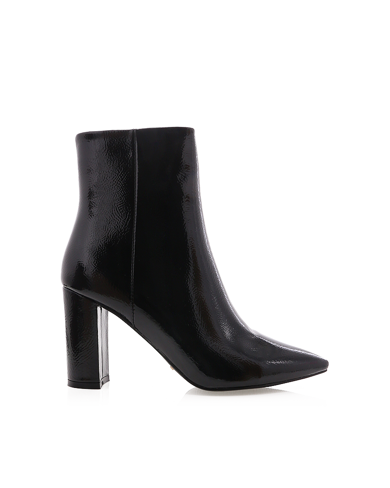 Whitney Boot - Black Patent