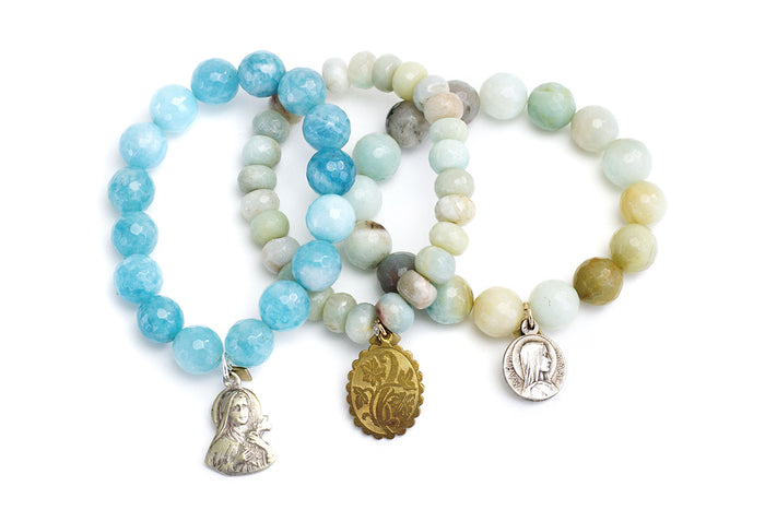 Blessings Bracelet™ - Watery Ocean