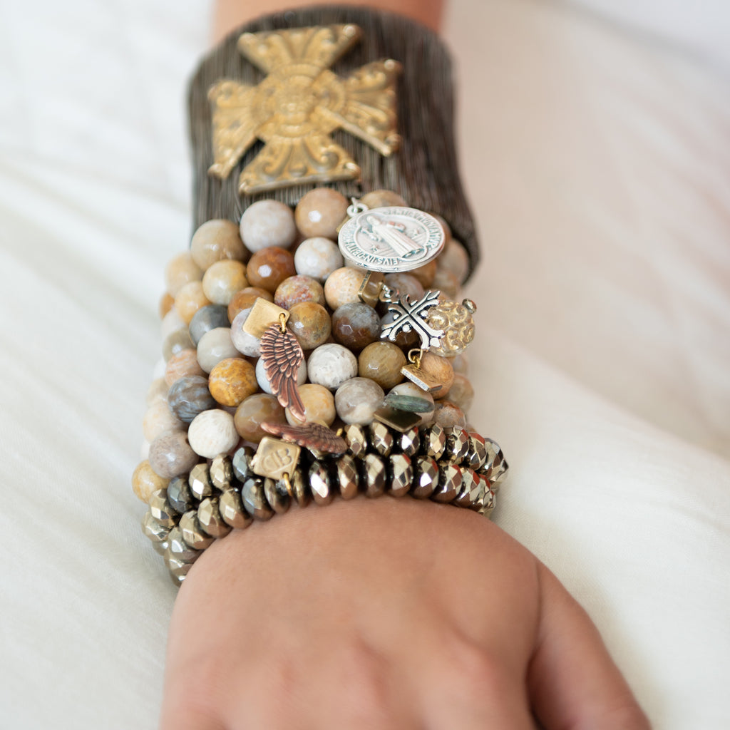 Fossil Blessings Bracelet