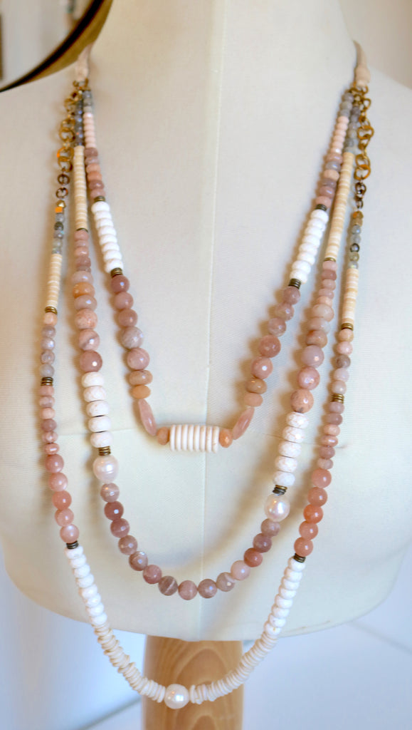 """At First Blush"" Necklace"