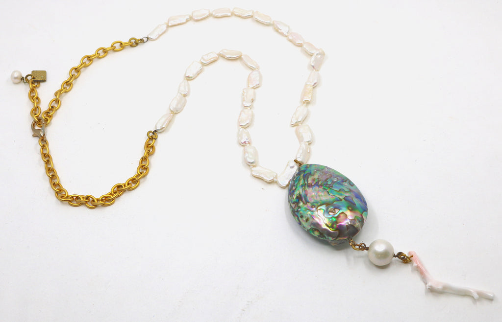 """Gifts of the Sea"" Necklace"