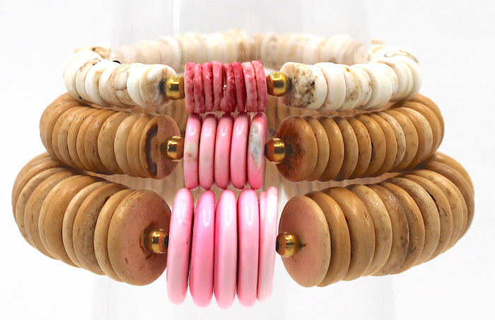 """Pretty In Pink"" Stack"