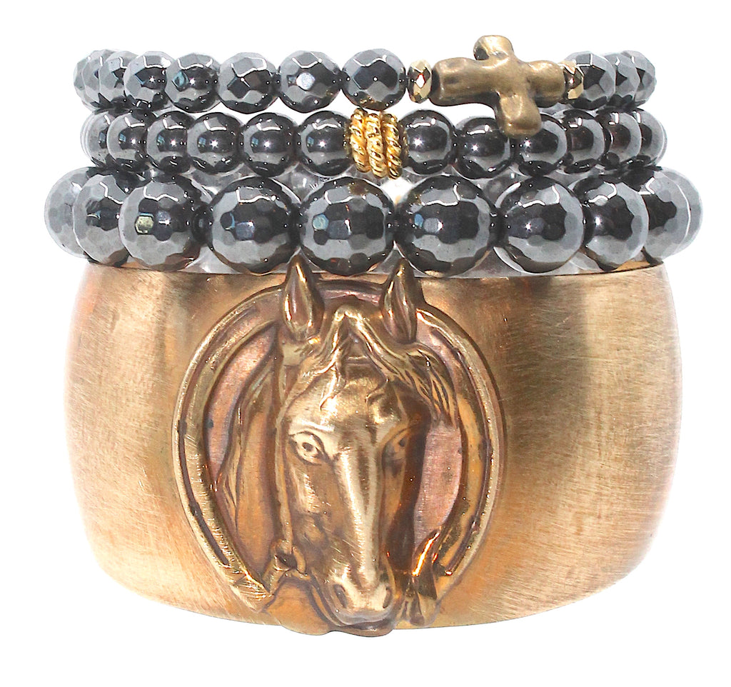 """The Equestrian"" Stack"