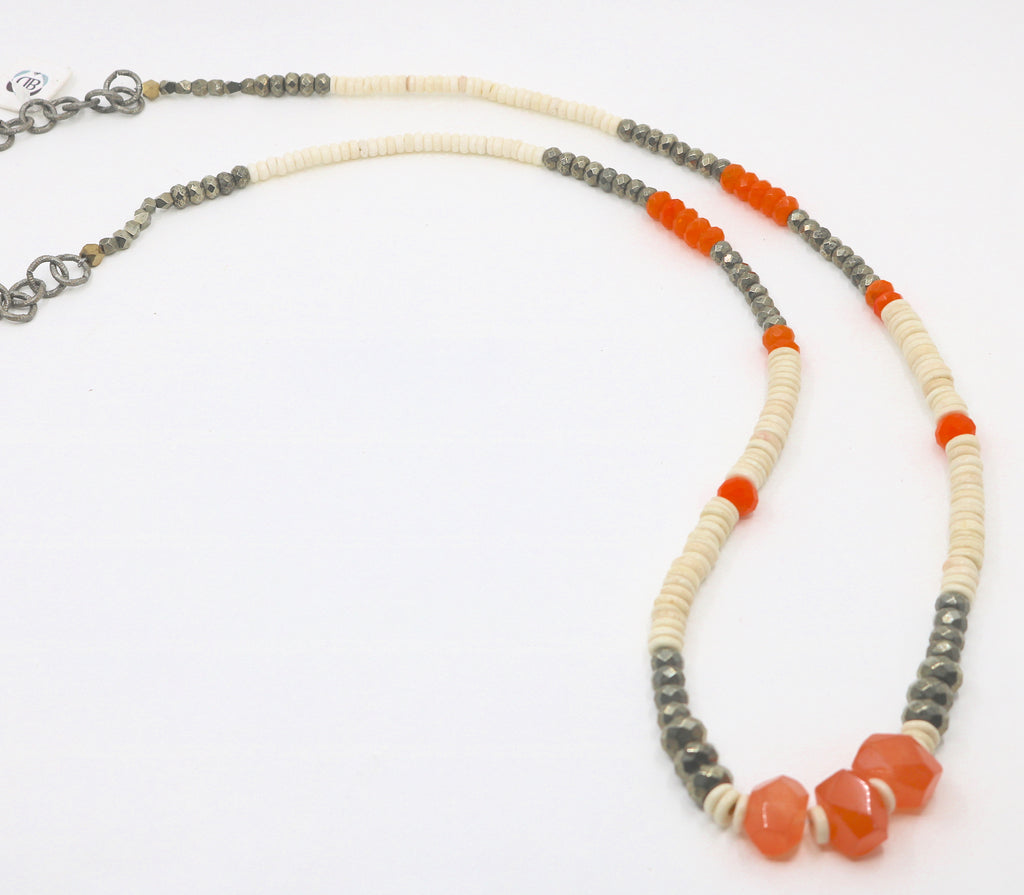 """On Fire"" Necklace"
