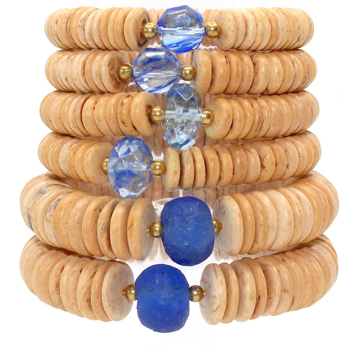 Island Collection(Royal Blue) Blessings Bracelet™