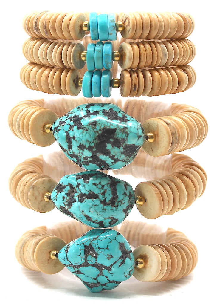Island Collection(Turquoise) Blessings Bracelet™