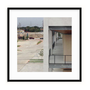 Austin Abstract - Photo Paper Print