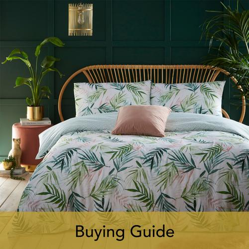 Buying Guide: Bedding