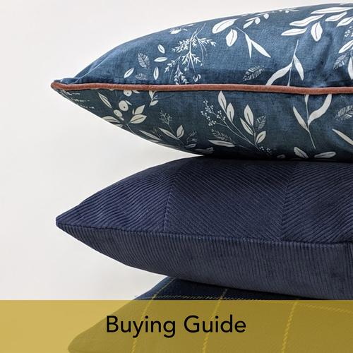 Buying Guide: Cushion Covers and Pads