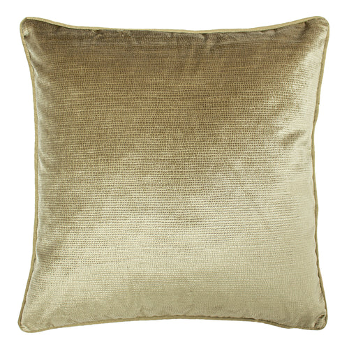 Image of the Stella Embossed Texture Cuhion Cover | Gold | Paoletti