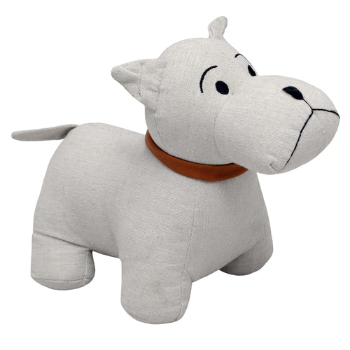 Image of the Wallace Novelty Dog Door Stop | Multicolour | Essentials