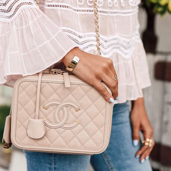 Crush Of The Week  Heart Eyes The Chanel Vanity Case 9a072c0fd1599