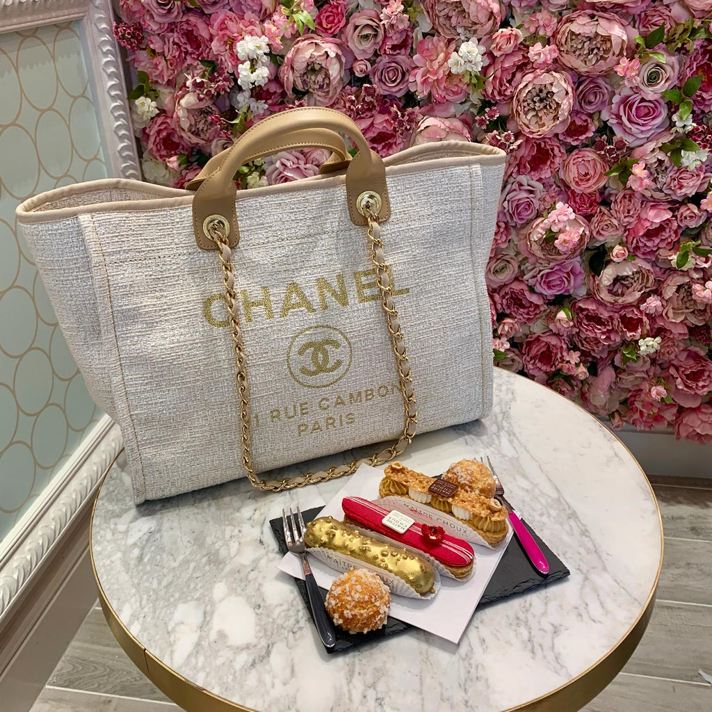 1d6cd353ebf2 The Chanel Deauville In All Her Glory | Bagista