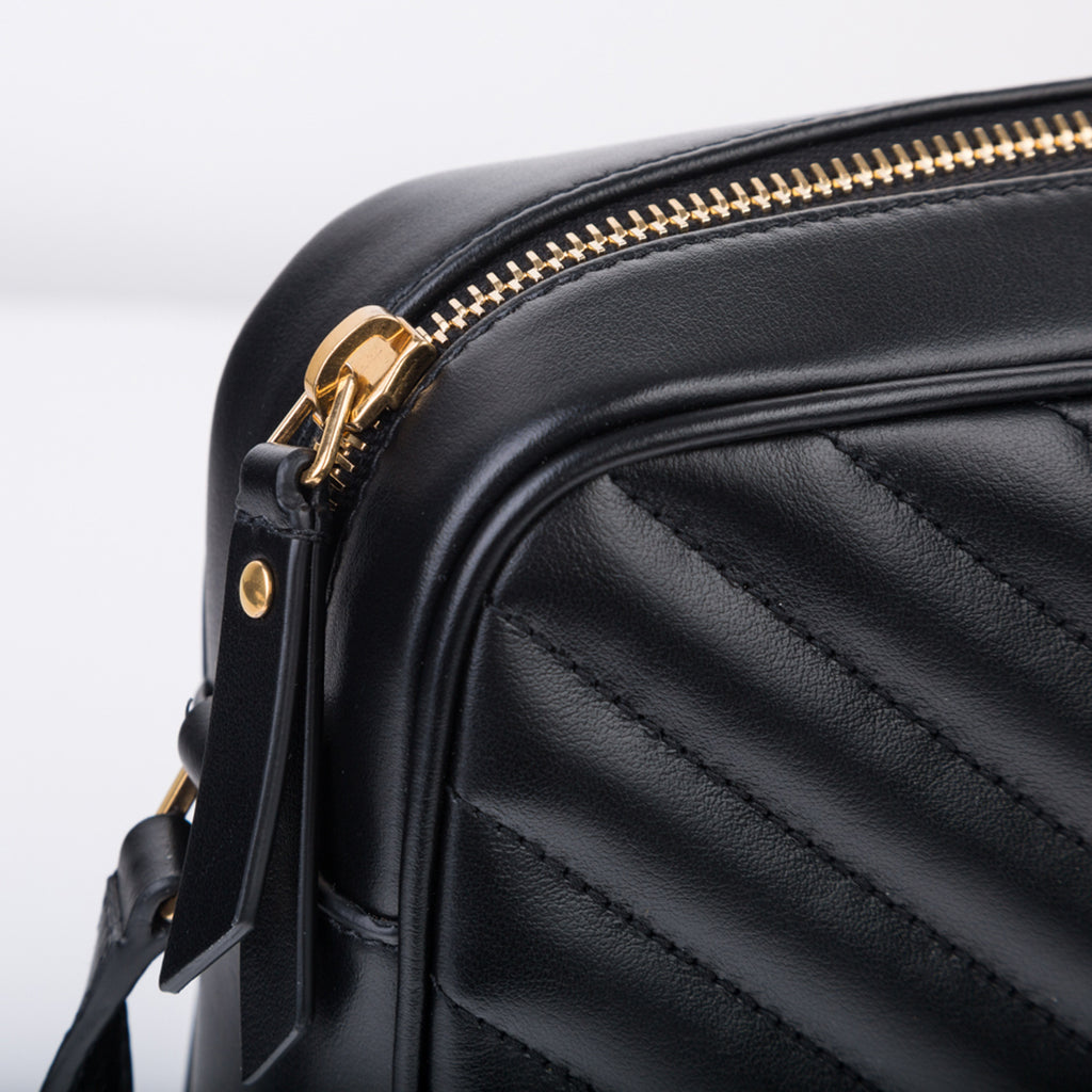 Bag Of The Week Saint Laurent Small Lou Camera Bag Bagista