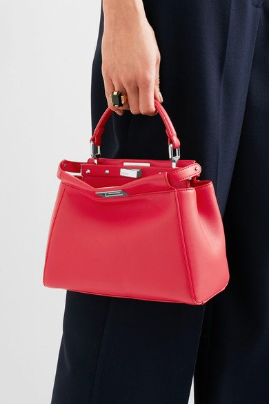41a917ad4b76 One of Italy's most acclaimed fashion houses, Fendi (under the creative  direction of Karl Lagerfeld) never fails to produce signature pieces that  will ...